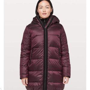 5e5c2d17b lululemon athletica Jackets   Coats - New Lululemon Cloudscape Jacket